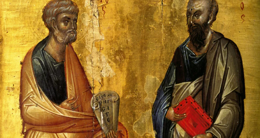 Апостол Петр И Павел