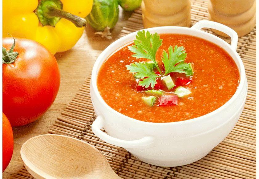 что приготовить в пост - суп пюре