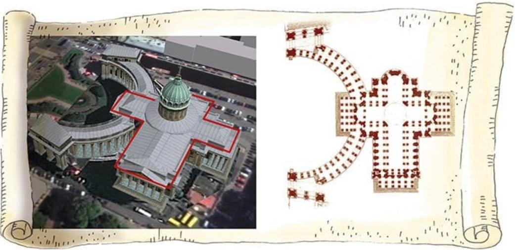 Казанский собор: история строительства