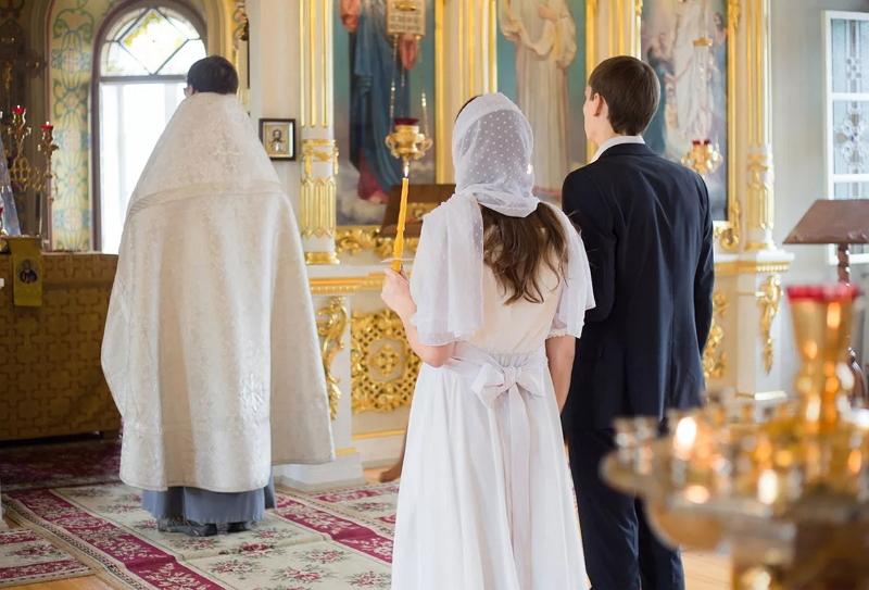 Таинство венчания
